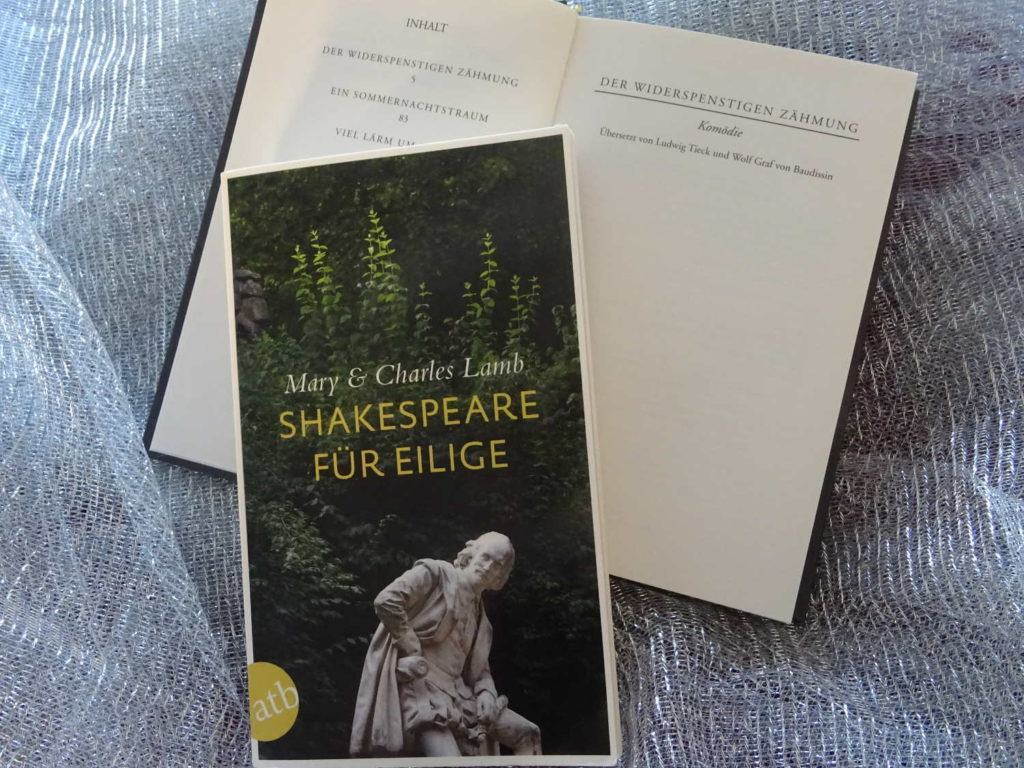 Shakespeare für Eilige ~ Mary & Charles Lamb