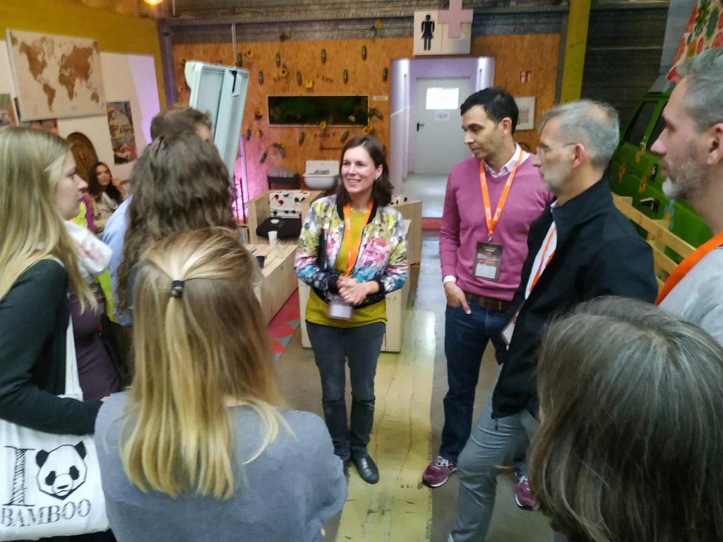 Storytelling mit Astrid Nierhoff auf dem ncbn19