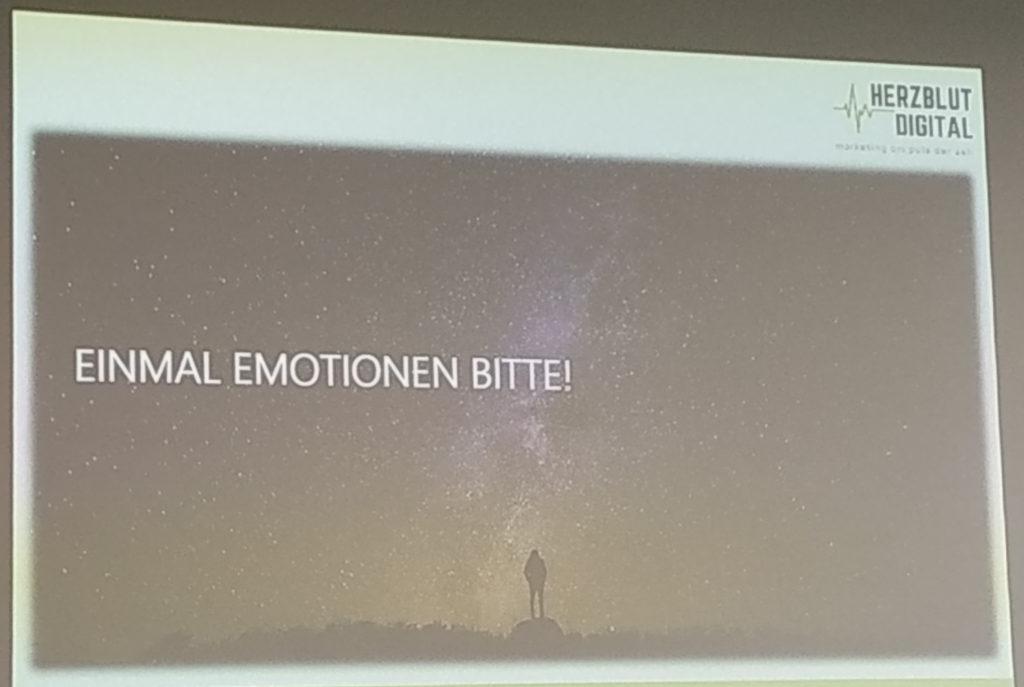 BizBonn19 - Einmal Emotionen bitte! mit Julia Reuter