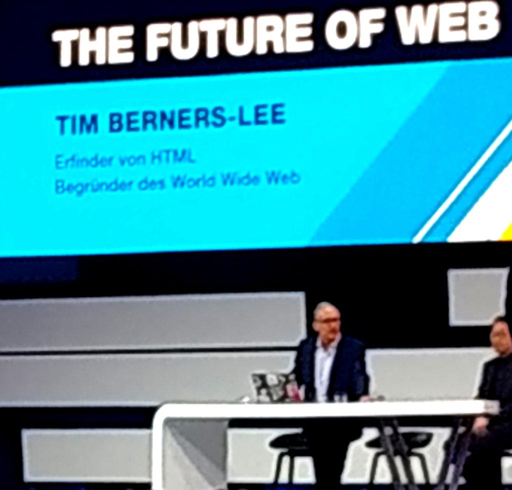 Digital X ~ Sir Tim Berners-Lee