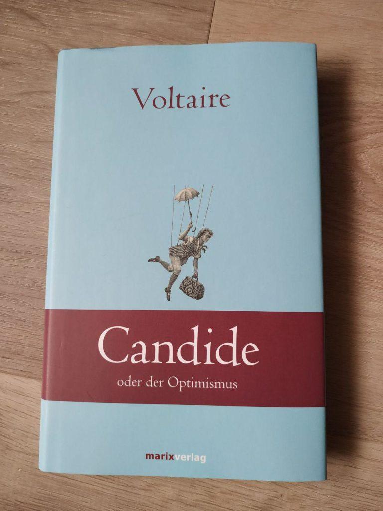 Candide oder der Optimismus ~ Voltaire