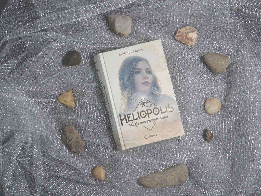 Heliopolis ~ Stefanie Hasse