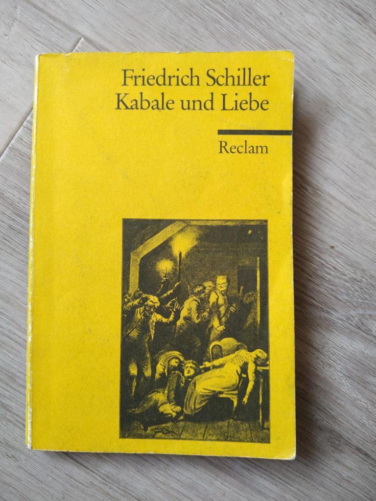 Kabale und Liebe ~ Friedrich Schiller