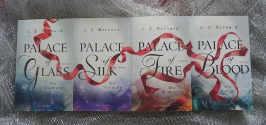 Palace of Blood ~ C. E. Bernard
