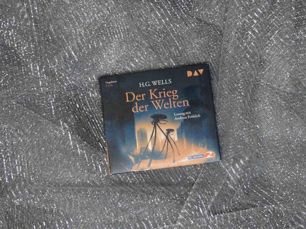 Der Krieg der Welten ~ H.G. Wells
