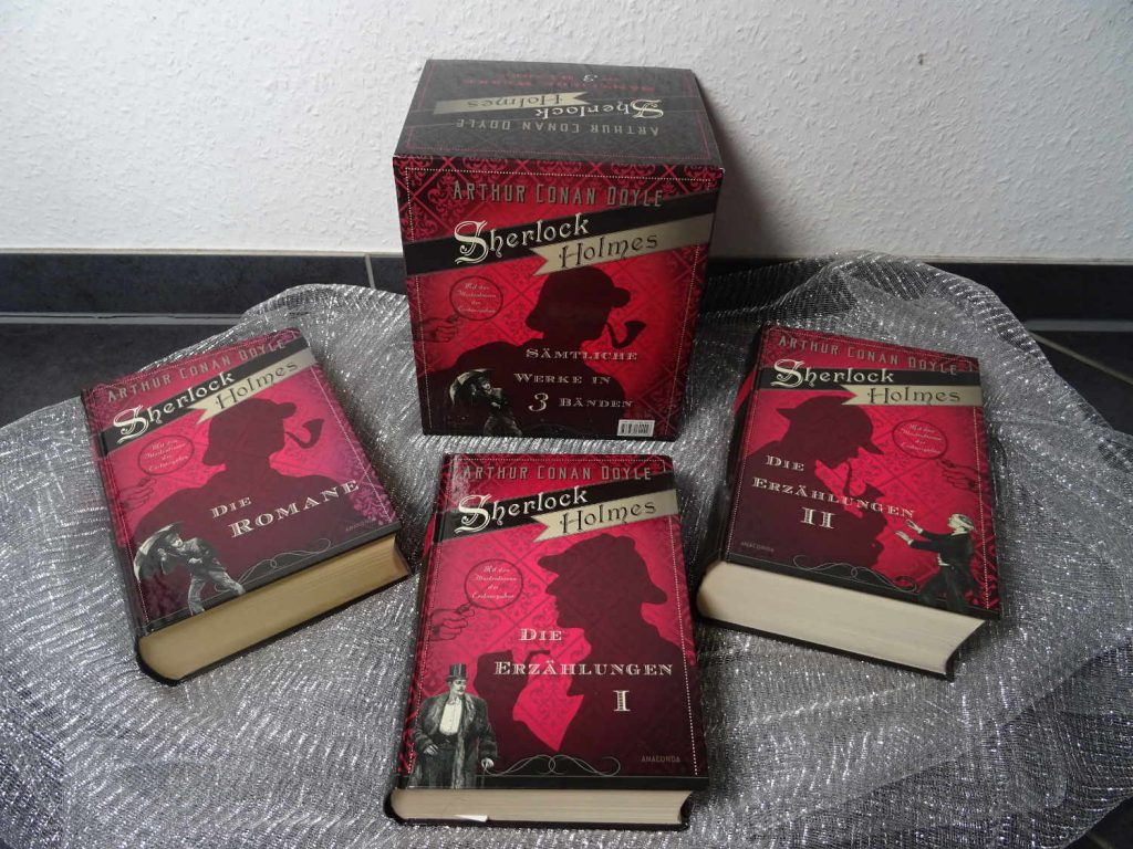 Sherlock Holmes, Sammlung aller Werke ~Arthur Conan Doyle,