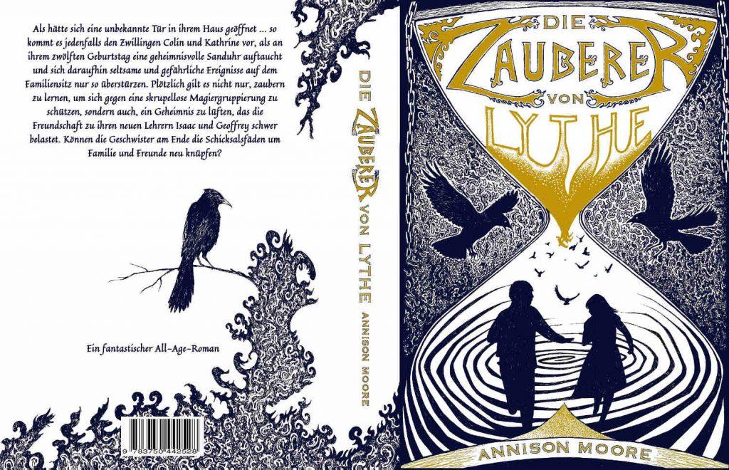 Die Zauber von Lythe ~ Annison Moore (c)