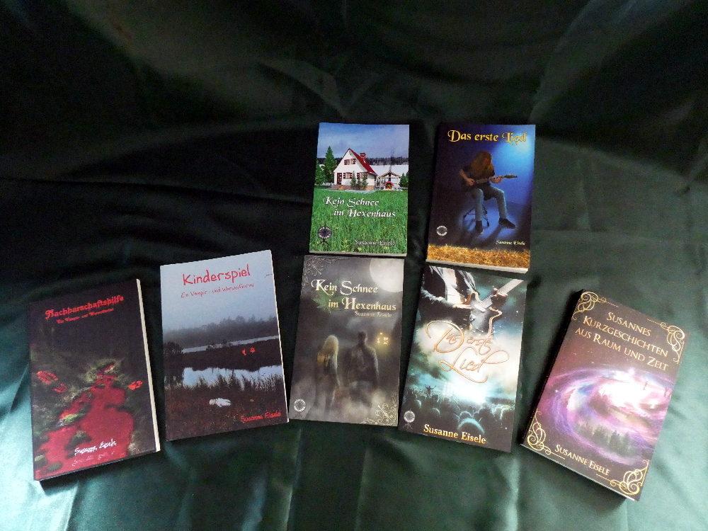 Veröffentlichungen von Susanne Eisele (c)