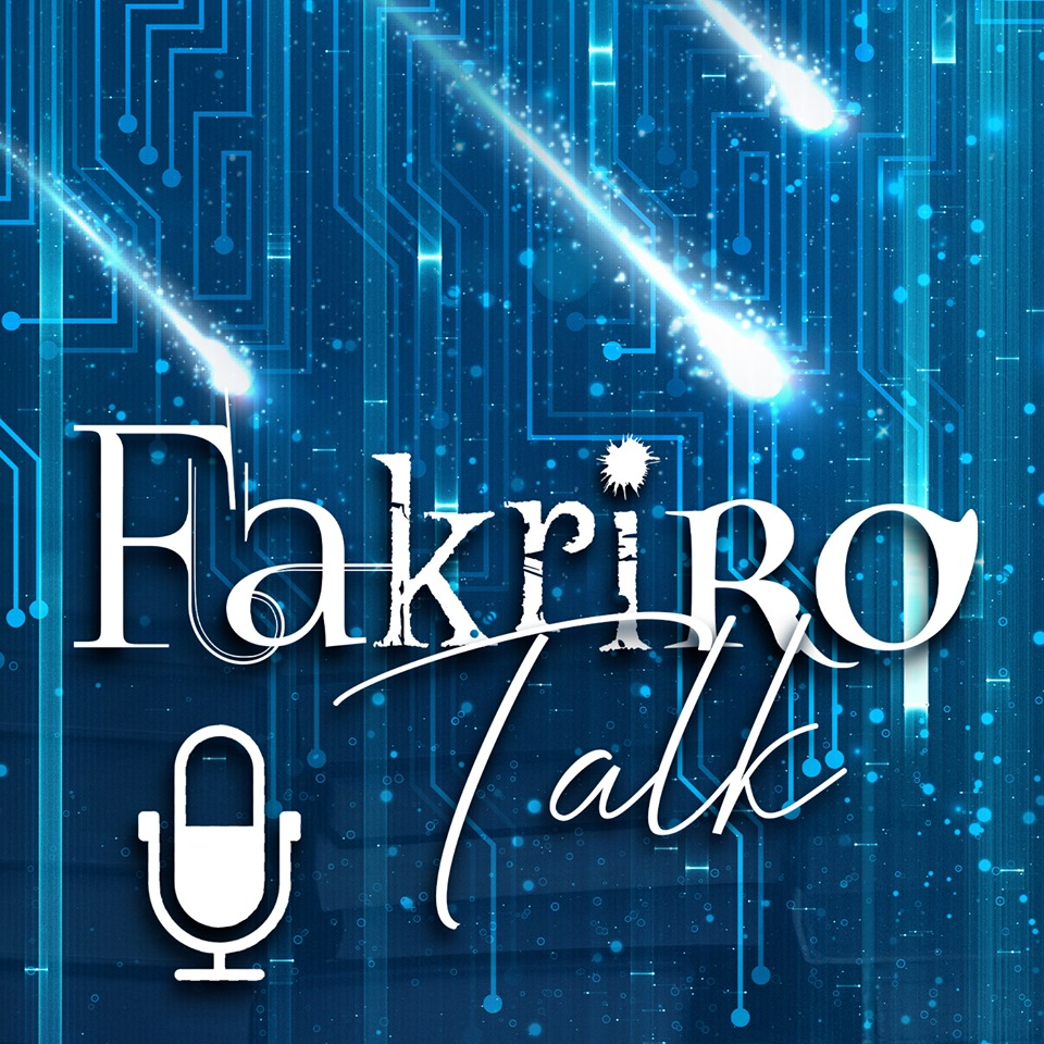 Fakriro Talk Grafik von Mary Cronos