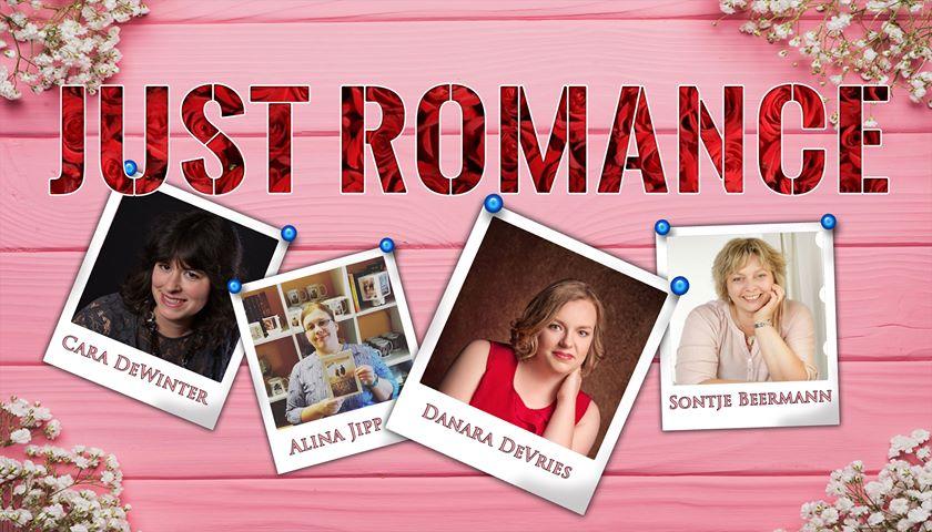 Just Romance, vier unabhängige Autoren, eine Leidenschaft für Romance (c)  Sontje Beermann