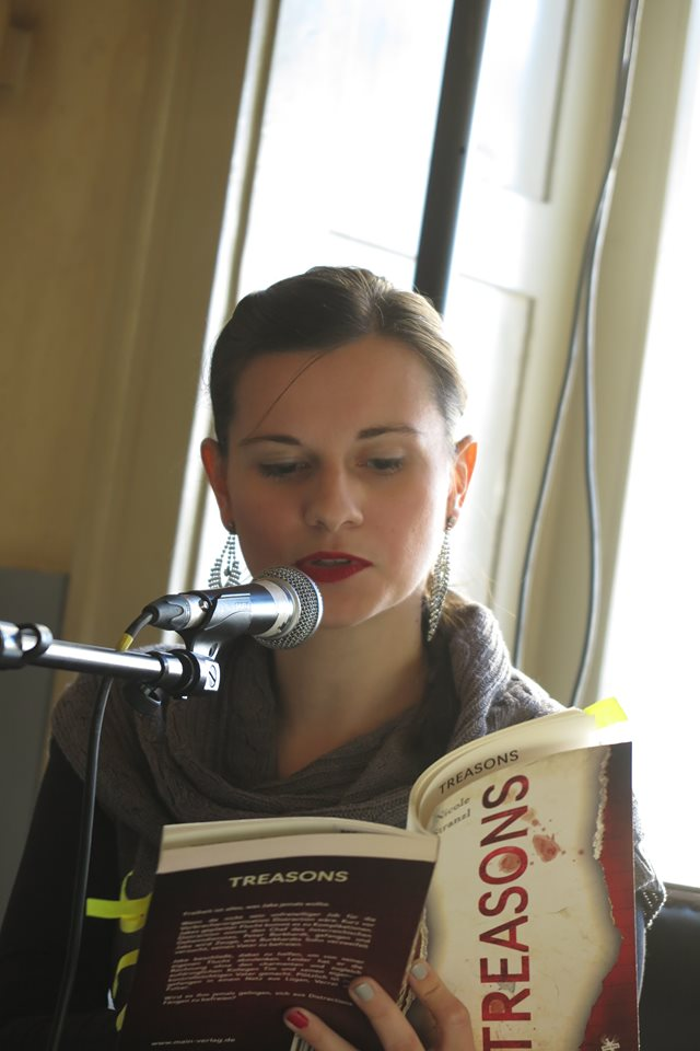 Nicole Stranzl liest (c)