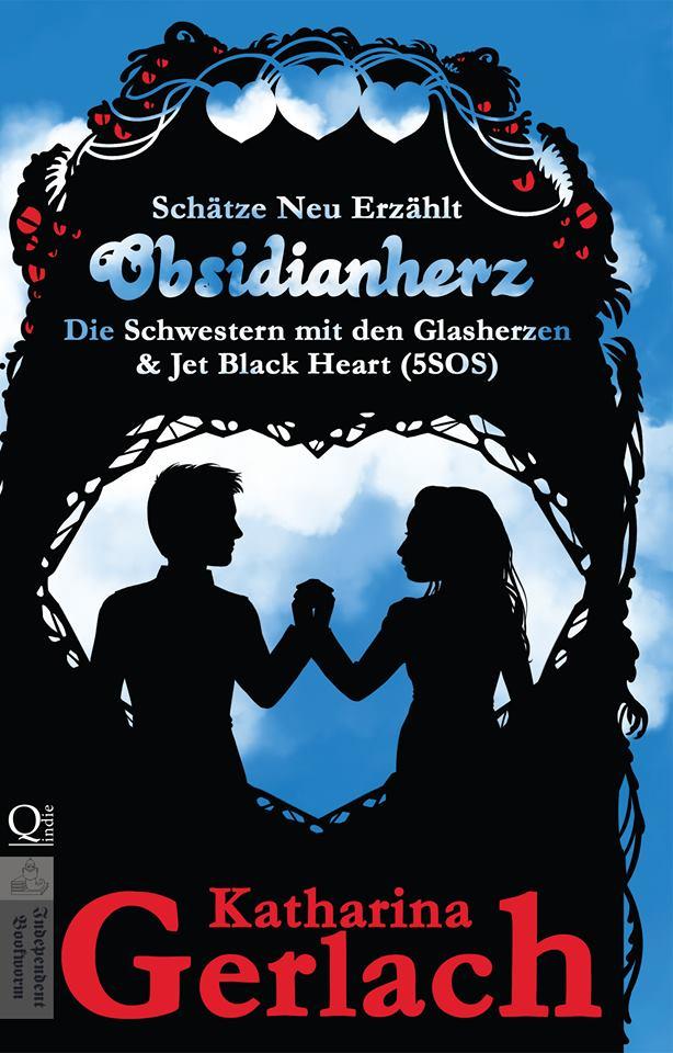 Obsidianherz (c) Katharina Gerlach