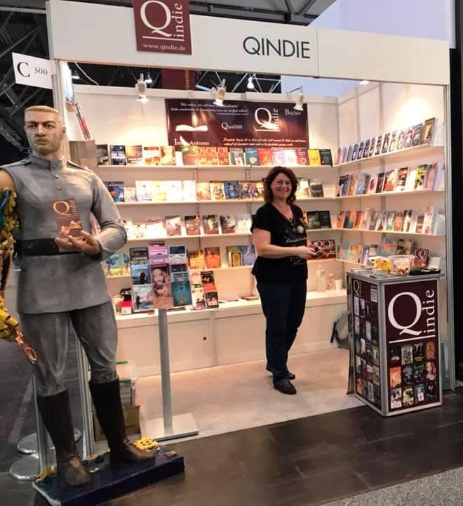 Messstand von Qindie (c) Qindie