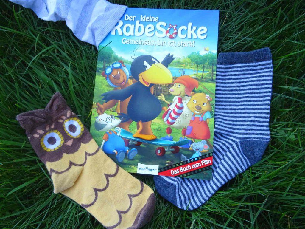 Der kleine Rabe Socke Gemeinsam bin ich stark!