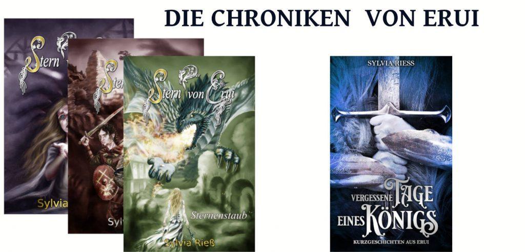Die Chroniken von Erui (c) Sylvia Rieß