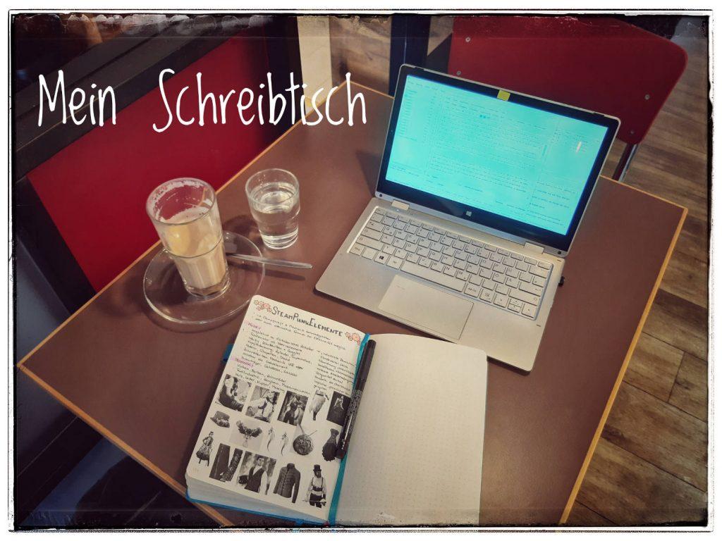 Schreibtisch von Tea Loewe (c)