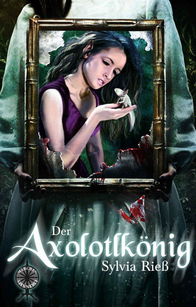 Der Axolotlkönig (c) Sylvia Rieß
