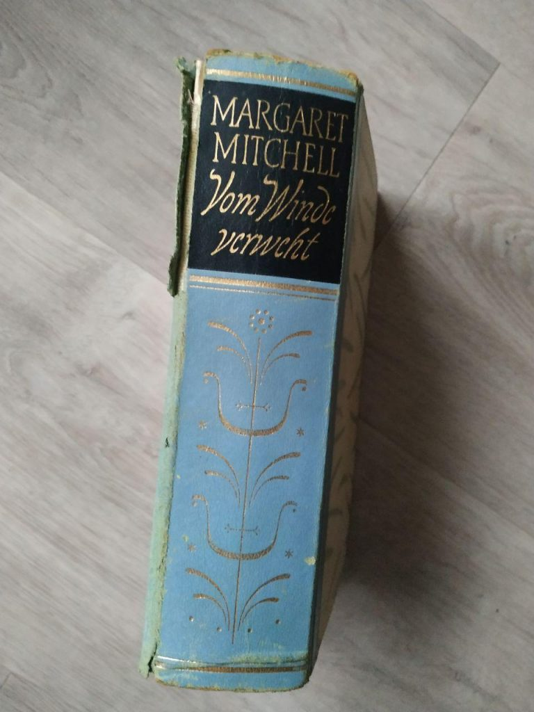 Vom Winde verweht ~ Margret Mitchell