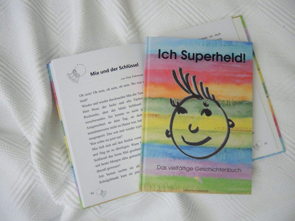 """Anthologie """"Ich Superheld!"""" ~ Edition Sonnenschirm (c) Nina Fuhrmann"""