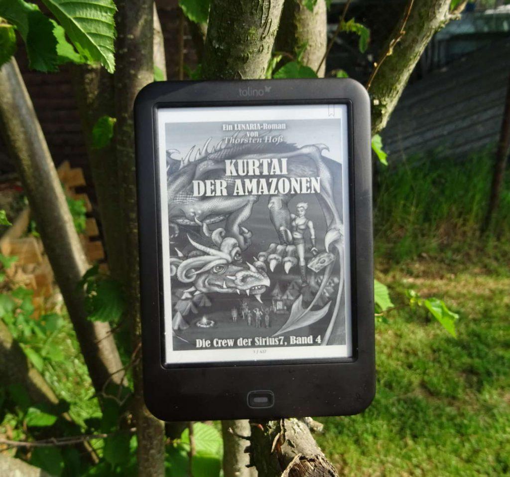 Kurtai der Amazonen ~ Thorsten Hoß