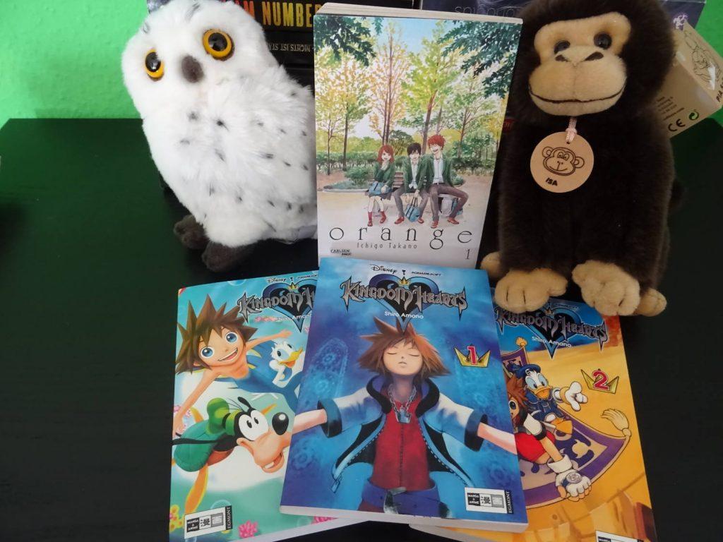 Chaos im Februar und März 2020 Manga