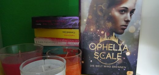 Ophelia Scale ~ Lena Kiefer