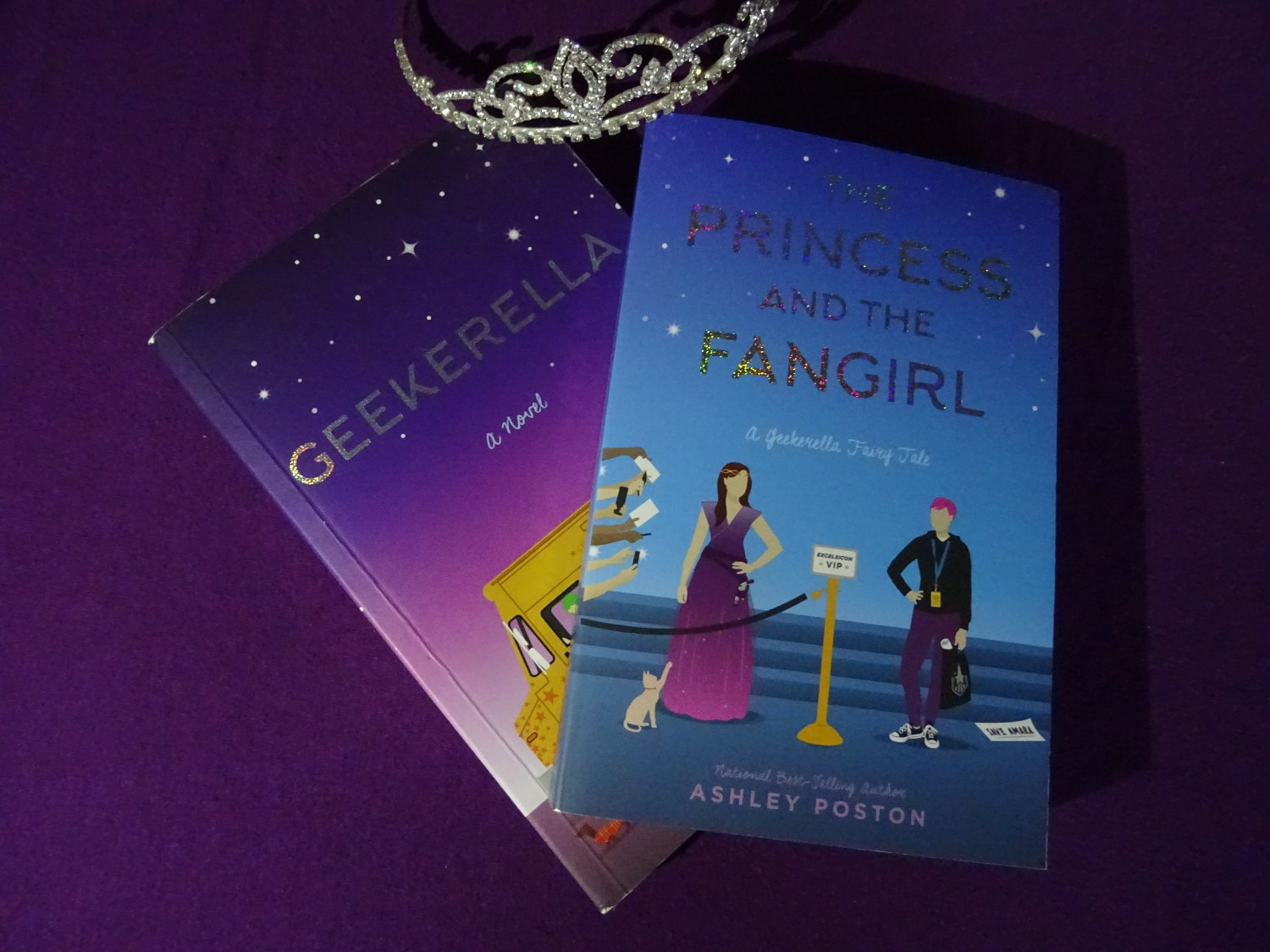 The Princess and the Fangirl ~ Ashley Poston