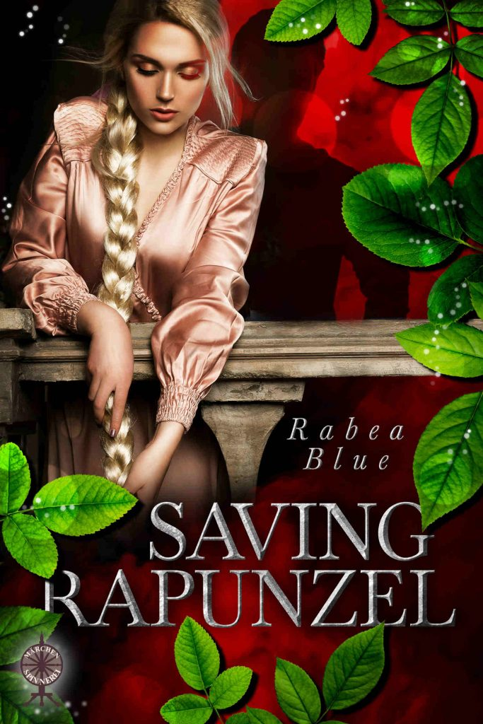 Saving Rapunzel ~ Rabea Blue (c)