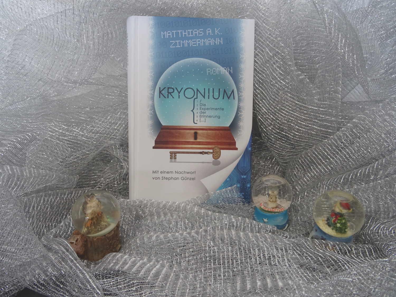 Kryonium ~ Matthias A.K. Zimmermann
