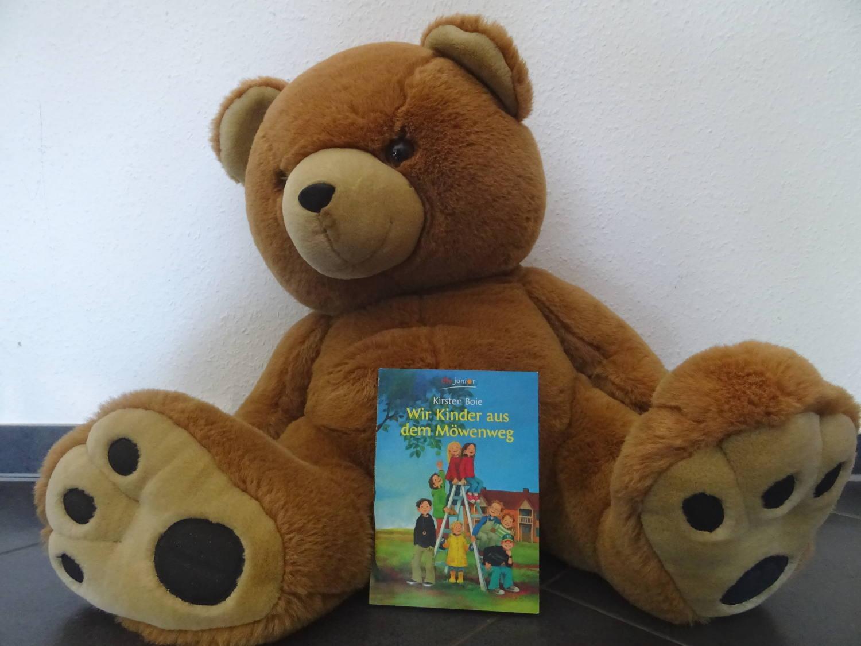 Wir Kinder im Möwenweg ~ Kirsten Boie