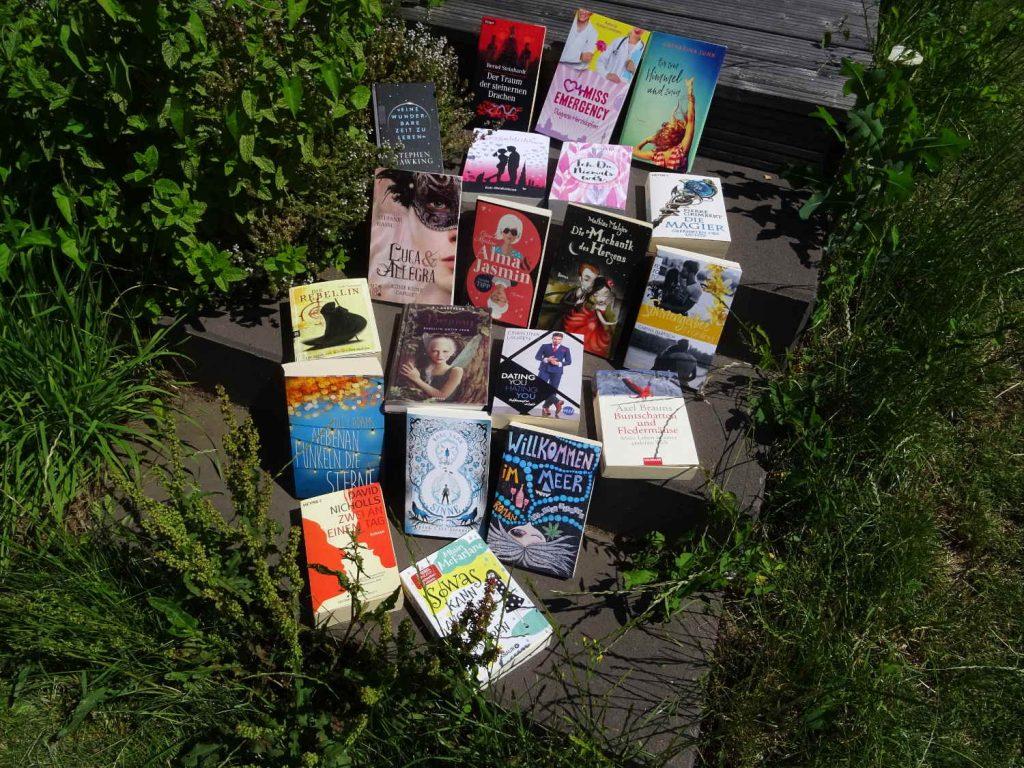 20 Bücher für den Lesesommer 2020