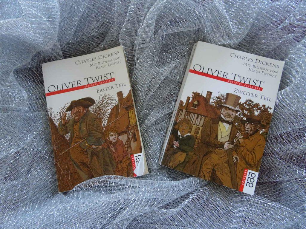 Oliver Twist ~ Charles Dickens