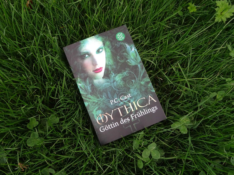 Mythica - Göttin des Frühlings P.C Cast