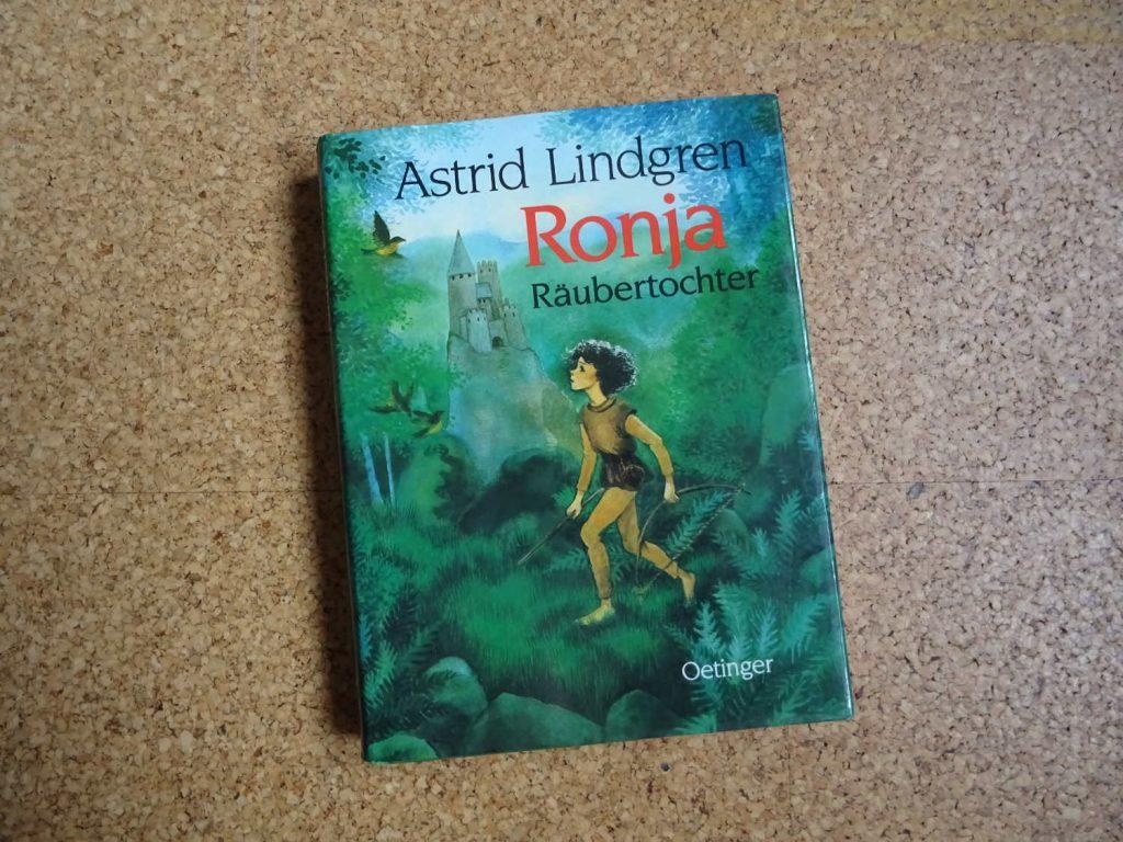 Ronja Räubertochter ~ Astrid Lindgren