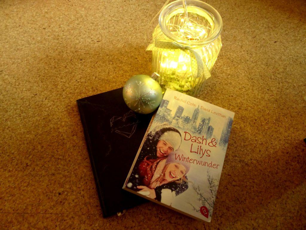 Dash und Lilys Weihnachtswunder Buch