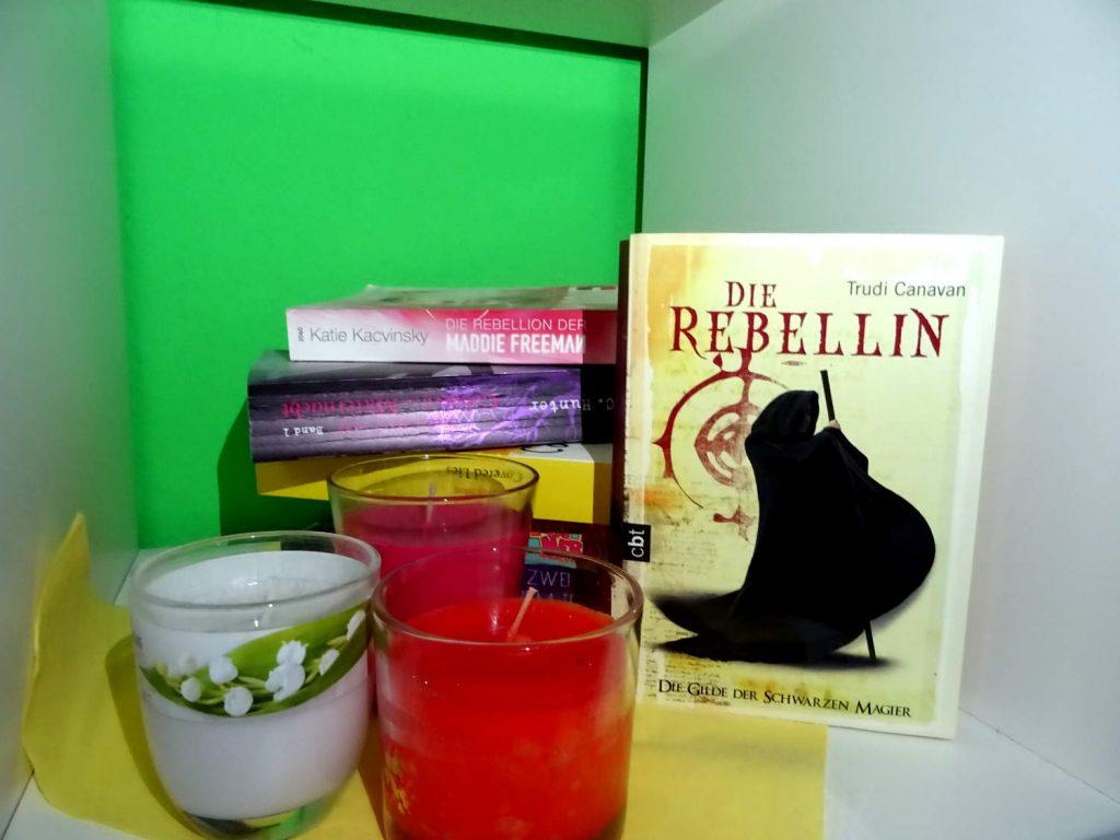 Die Gilde der Schwarzen Magier, Die Rebellin ~ Trudi Canavan