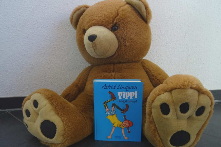 Pippi Langstrumpf ~ Astrid Lindgren
