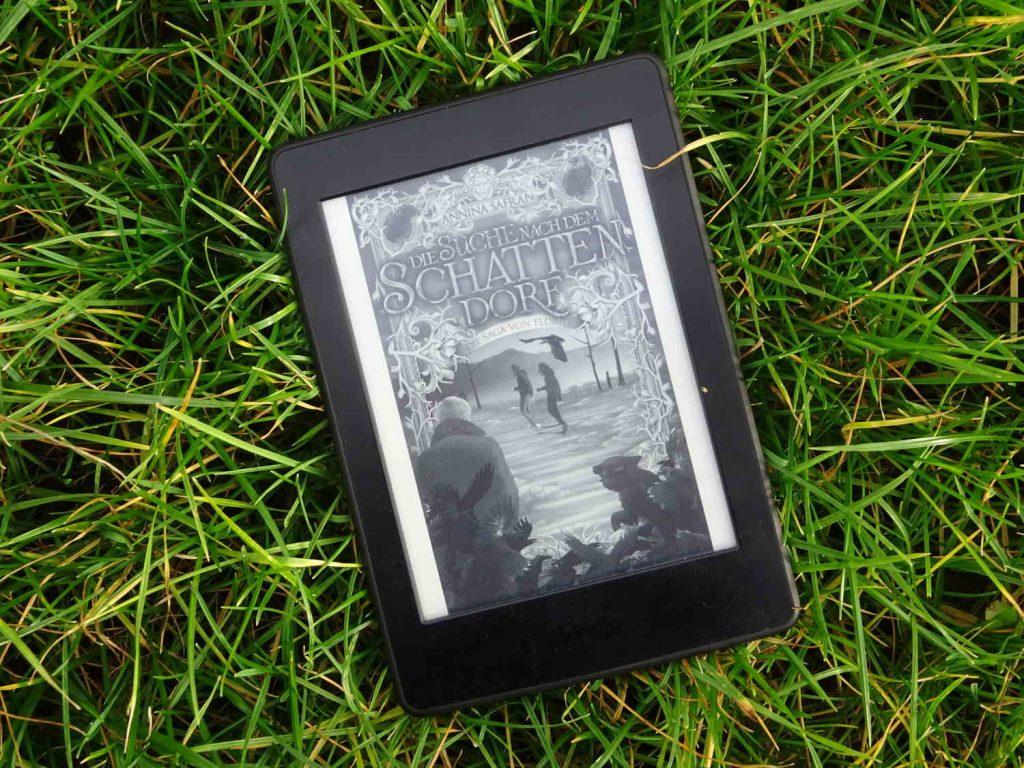 Die Suche nach dem Schattendorf ~ Annina Safran
