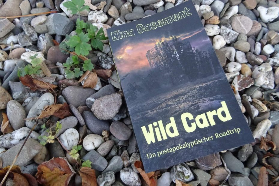 Wild Card ~ Nina Casement
