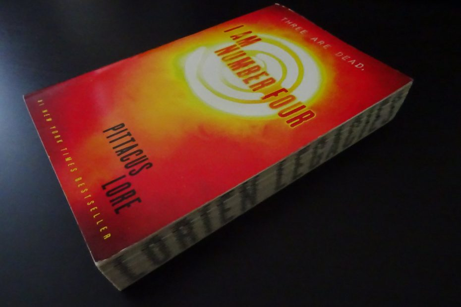 I Am Number Four ~ Pittacus Lore