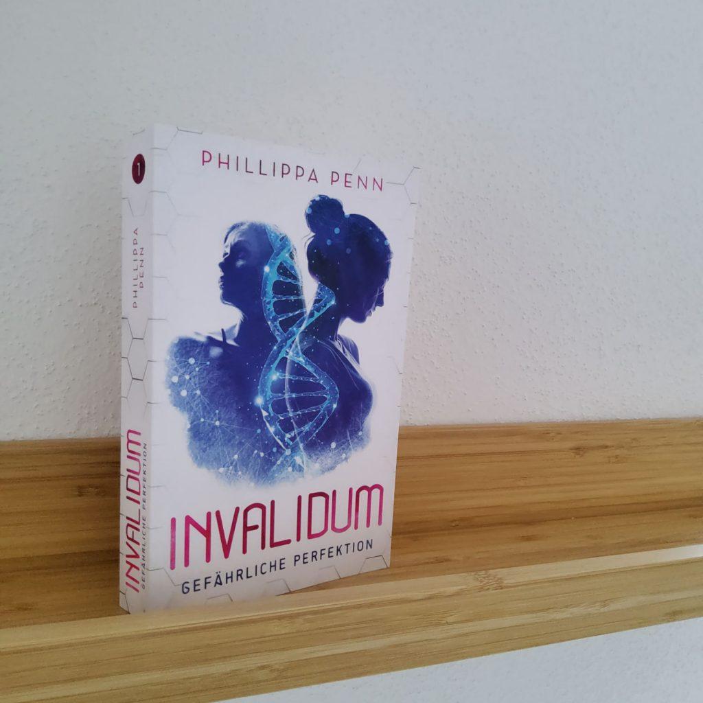 Invalidium ~Phillippa Penn (c)