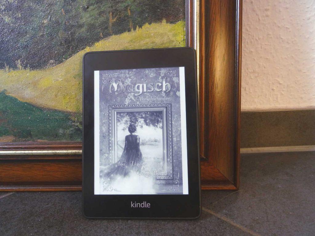 Magisch Verschwunden ~ Ina Linger & Cina Bard