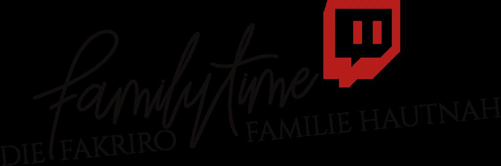 Familytime Die Fakriro Familie Hautnah