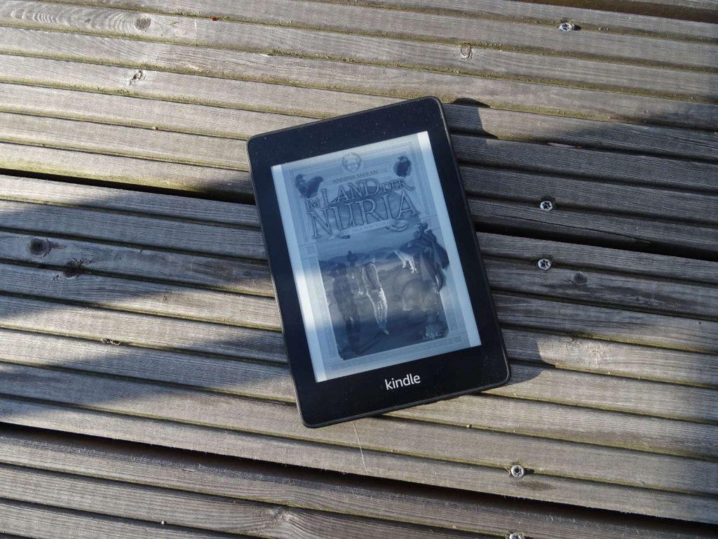 Im Land der Nuria, Die Saga von Eldird 3 ~ Annina Safran