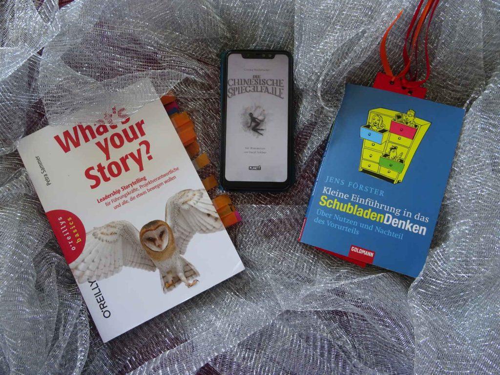 What´s your Story? & Kleine Einführung in das SchubladenDenken & Die chinesische Spiegelfalle