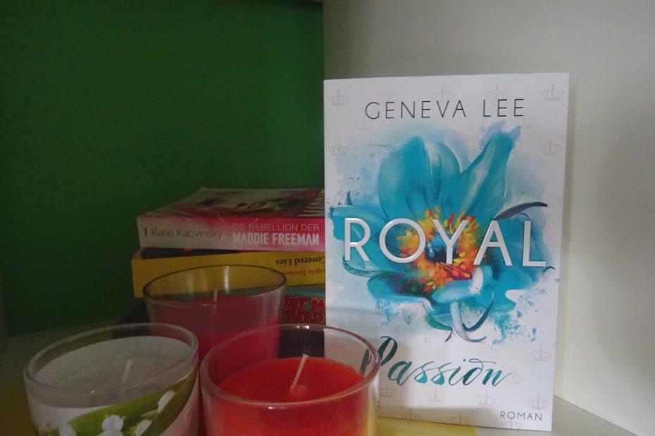Royal Passion ~ Geneva Lee
