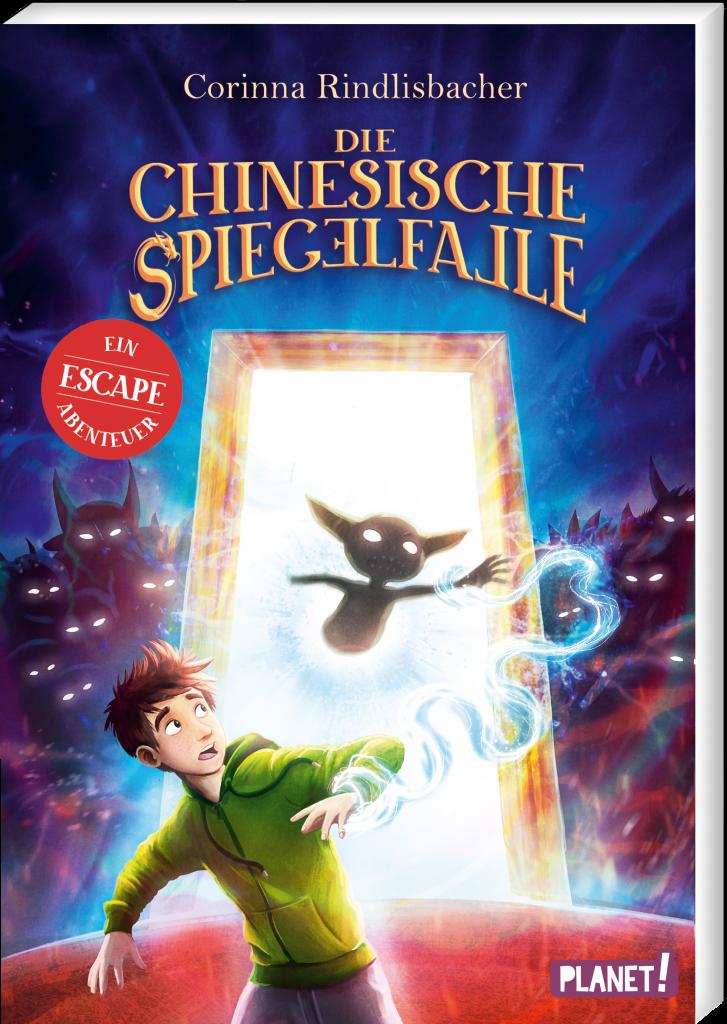 Die chinesische Spiegelfalle ~ Corinna Rindlisbacher