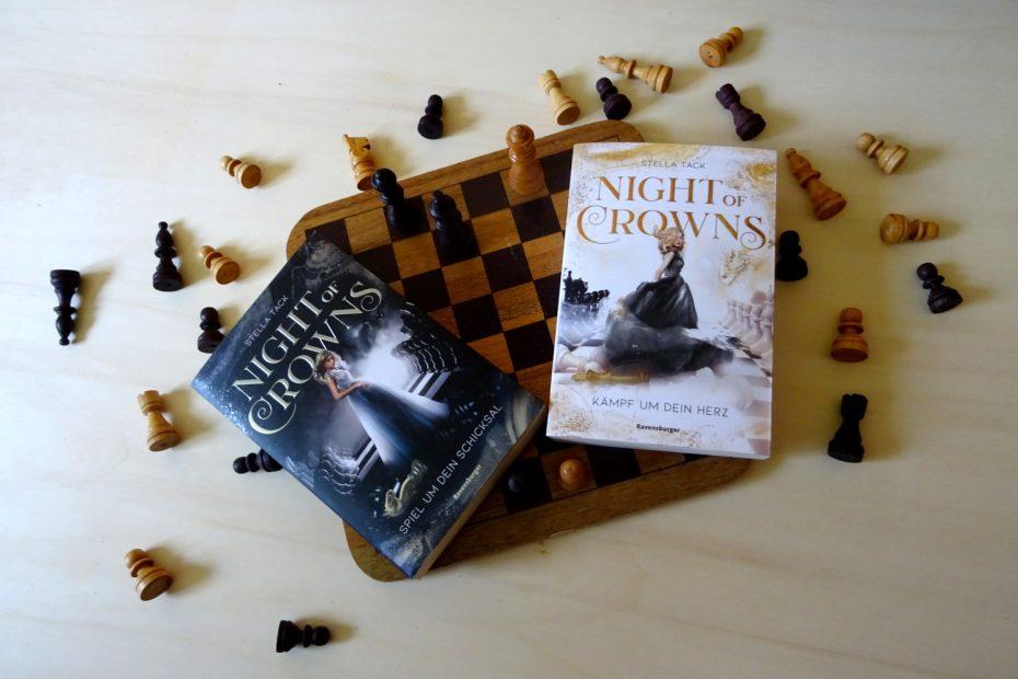 Night of Crowns ~ Stella Tack