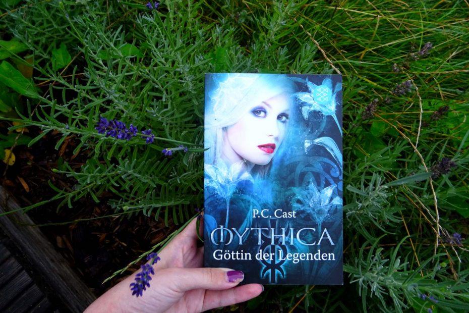 Mythica Göttin der Legenden ~ P. C. Cast